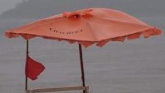 червен флаг