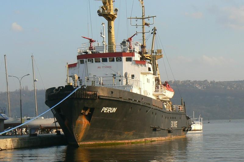 спасителен кораб