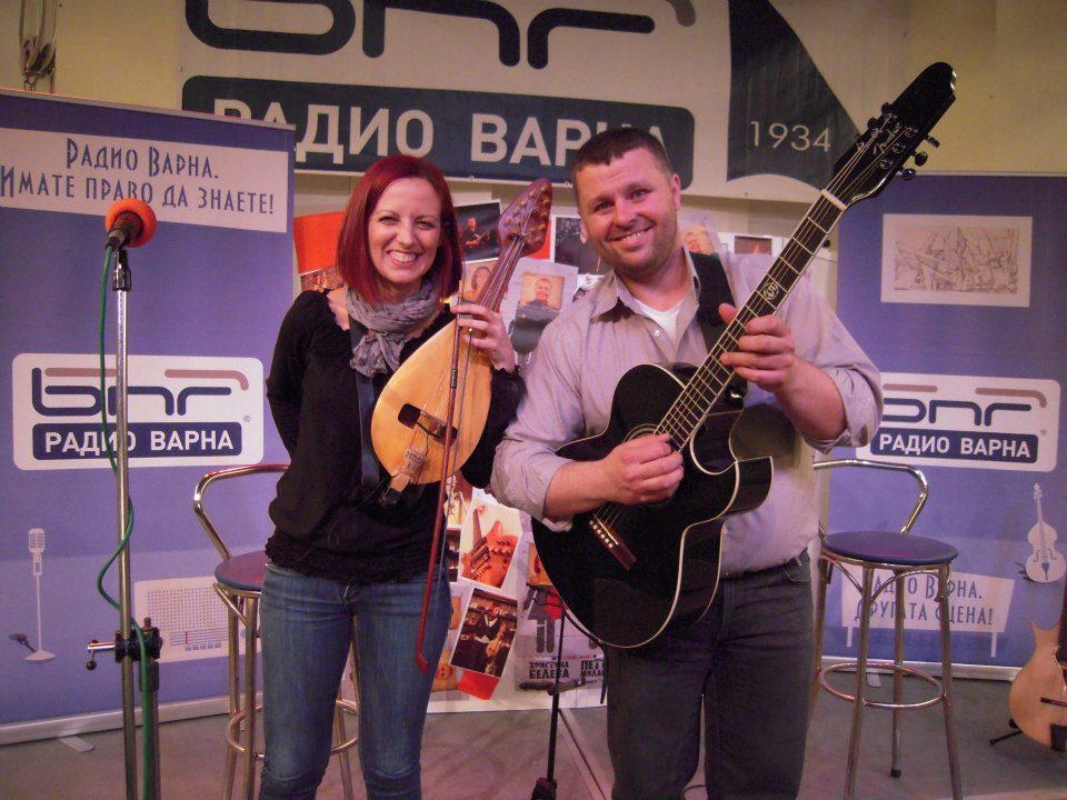 Христина Белева и Петър Миланов