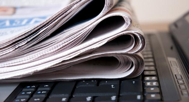 Вестниците в Румъния информират за снощната буря, която връхлетяла западната