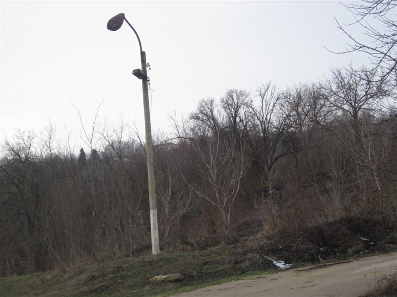 Голяма част от община Горна Оряховица остана без улично осветление