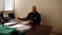 монтана инспектор Елвис Иванов