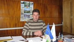 Ваньо Костин, кмет на Чупрене