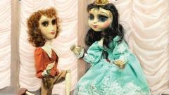 видин куклен театър принцесата и свинарят