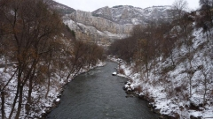 враца река лева